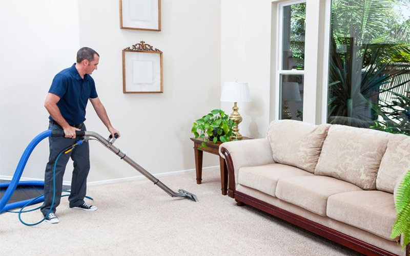 How Do I Find A Carpet Cleaning Company I Can Trust?